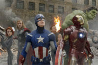 'The Avengers' Returns to Theaters Over Labor Day Weekend