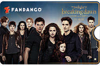 Giveaway: 'Twilight' Limited Edition Fandango Gift Card