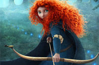 Watch: New Scene from Pixar's 'Brave' Plus The New Poster