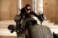 First Look: Anne Hathaway as Catwoman in 'The Dark Knight Rises'