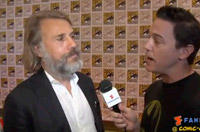 Exclusive SDCC 'Django Unchained' Video Interviews: Christoph Waltz, Kerry Washington and Walton Goggins