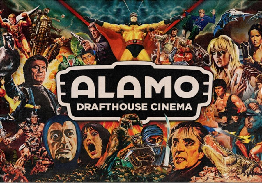 New Yorkers Rejoice! The Alamo Drafthouse Is Now Open in ...