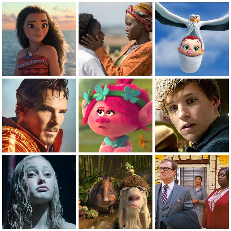 Fall 2016 Family Movie Guide: Something for Everyone ...