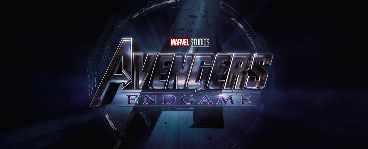 first avengers endgame trailer arrives as release date