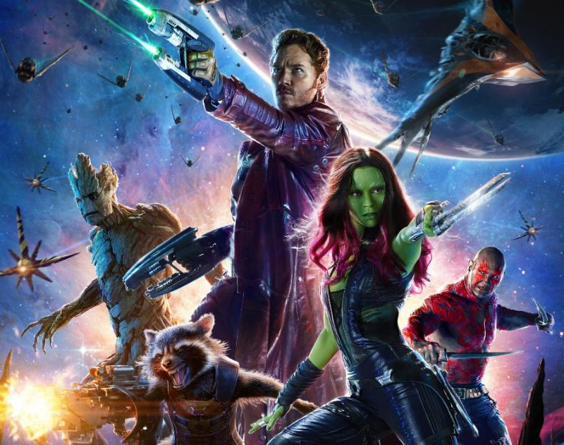 Watch: The New 'Guardians of the Galaxy' Trailer Is Here and It's Fantastic