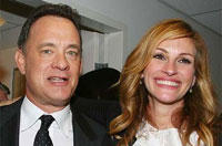 Tom Hanks and Julia Roberts to Reunite On Screen in 'Larry Crowne'