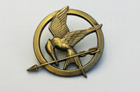 Win a Mockingjay Pin from 'The Hunger Games'!