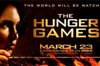 New 'Hunger Games' IMAX Banner and Character Photos