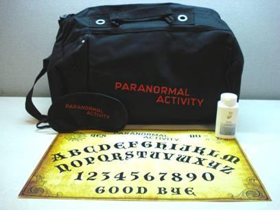 "Giveaway: 'Paranormal Activity' ""Scare Kit"""