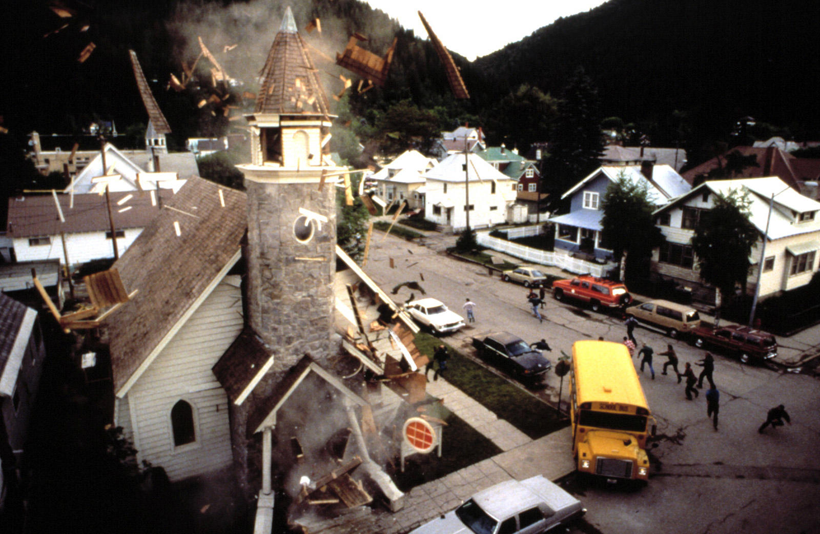 Natural Disasters on Film | Fandango
