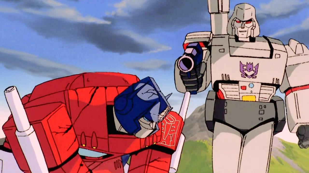 10 must see robot fights fandango - Transformers cartoon optimus prime vs megatron ...