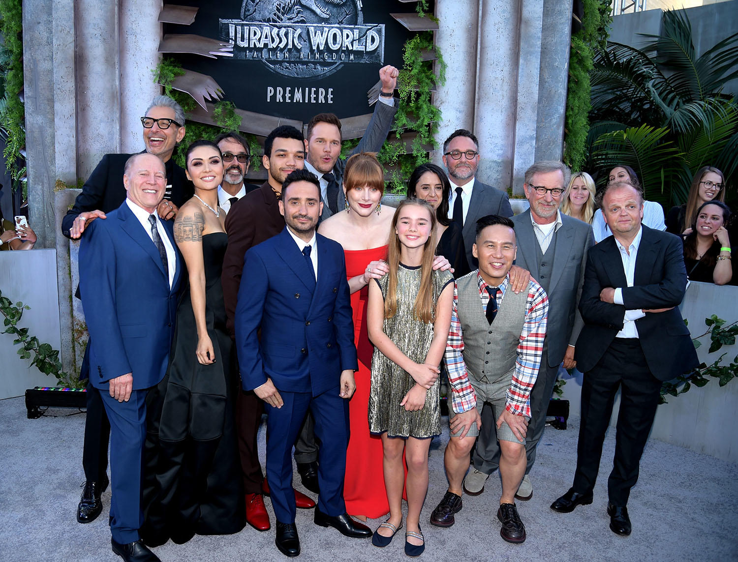 This Is What the Cast of the Original 'Jurassic Park ...  |Jurassic World Cast Members