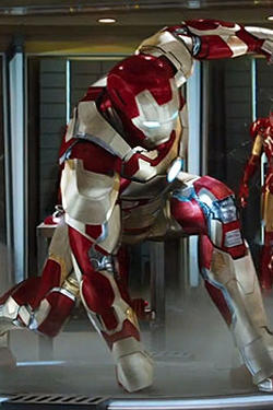 Favorite Ironman Suit ...