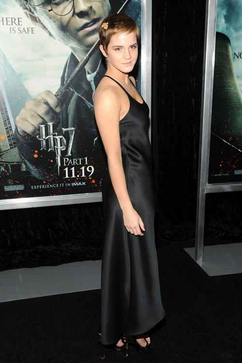 Harry Potter New York Premiere