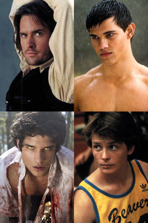 The Hottest Werewolves