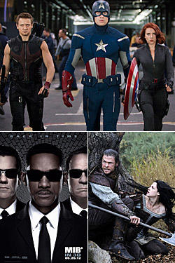 Summer 2012's Most Anticipated Movies