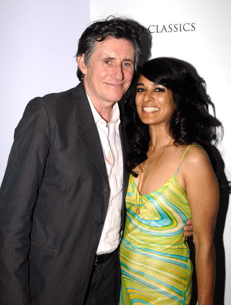 Gabriel Byrne and Ana George at the Grand Classics screening of