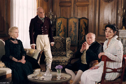 Bulle Ogier, Barbet Schroeder, Michel Piccoli and Jeanne Balibar in