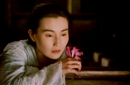 Maggie Cheung as The Woman in