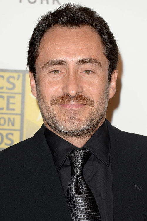 Demián Bichir at Broadcast Television Journalists Association.