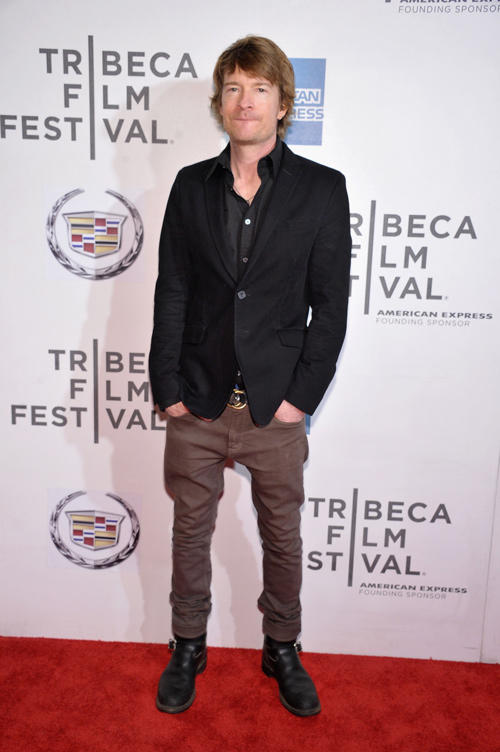 Scott Coffey at the world premiere of