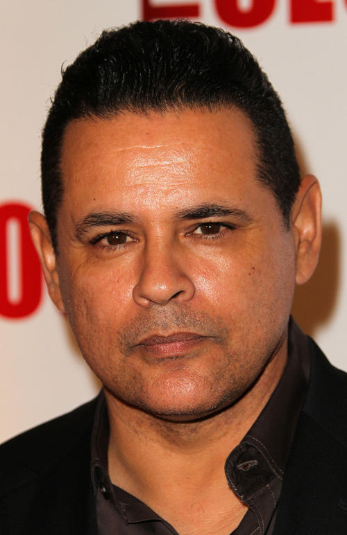 Raymond Cruz at the Celebration of 100th Episode of
