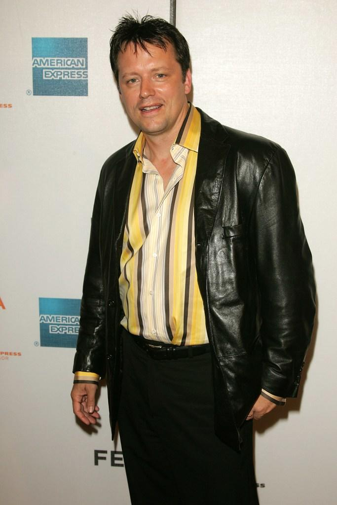 Steven Culp at the screening of