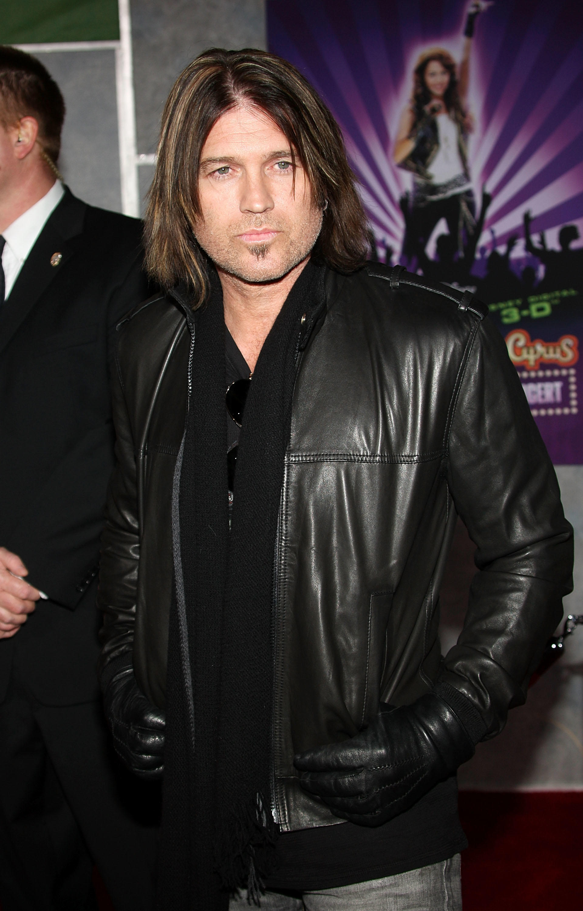 Billy Ray Cyrus, Mileyu0027s Dad, ...