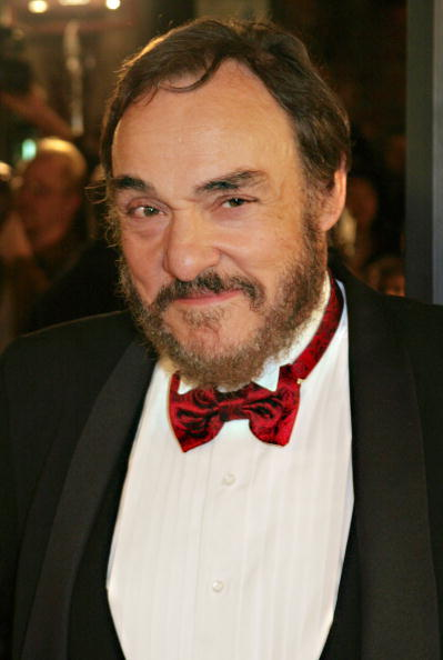 John Rhys-Davies at the L.A. premiere of