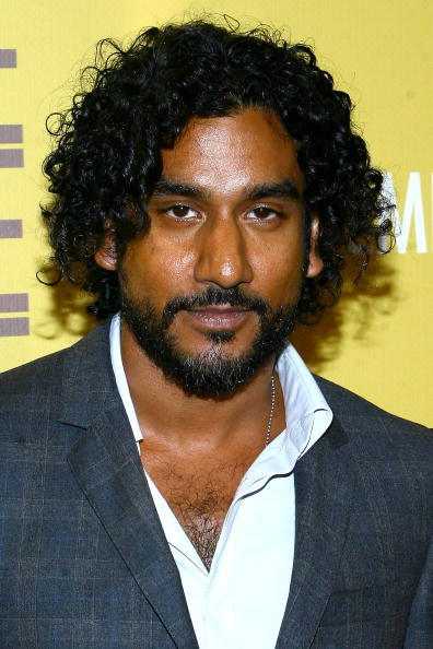 Actor Naveen Andrews at the N.Y. premiere of