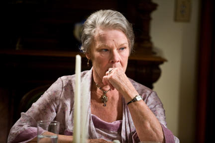 Judi Dench as Ann Marie Hoover in ``J. Edgar.''