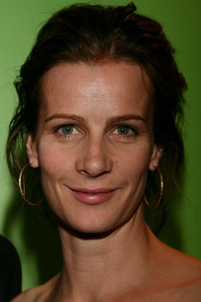 Rachel Griffiths at the opening night of