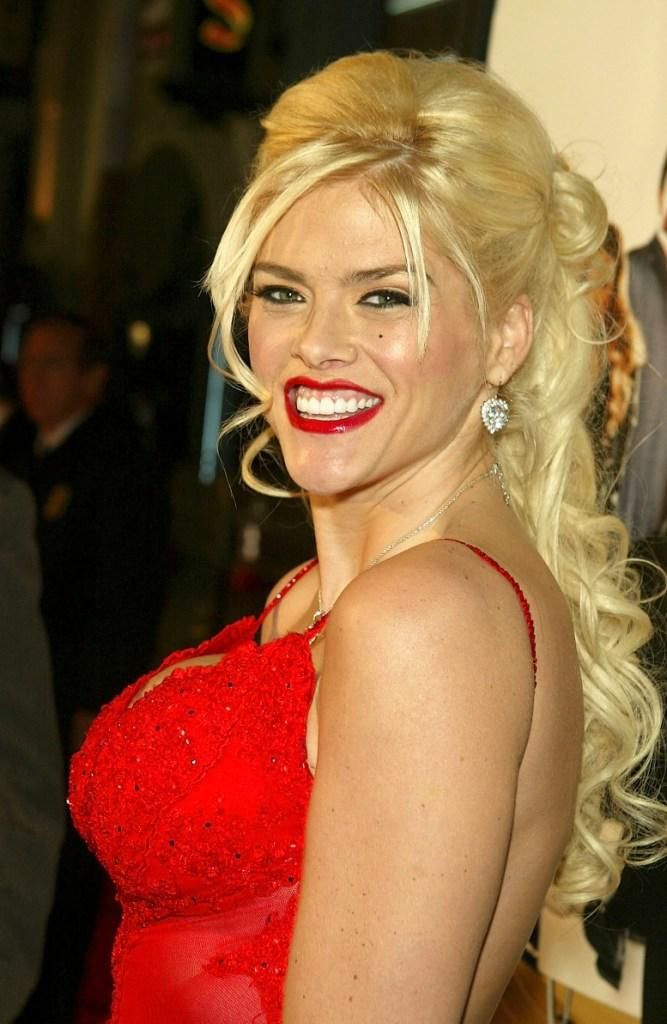 Topic, Anna nicole topless photos remarkable, the