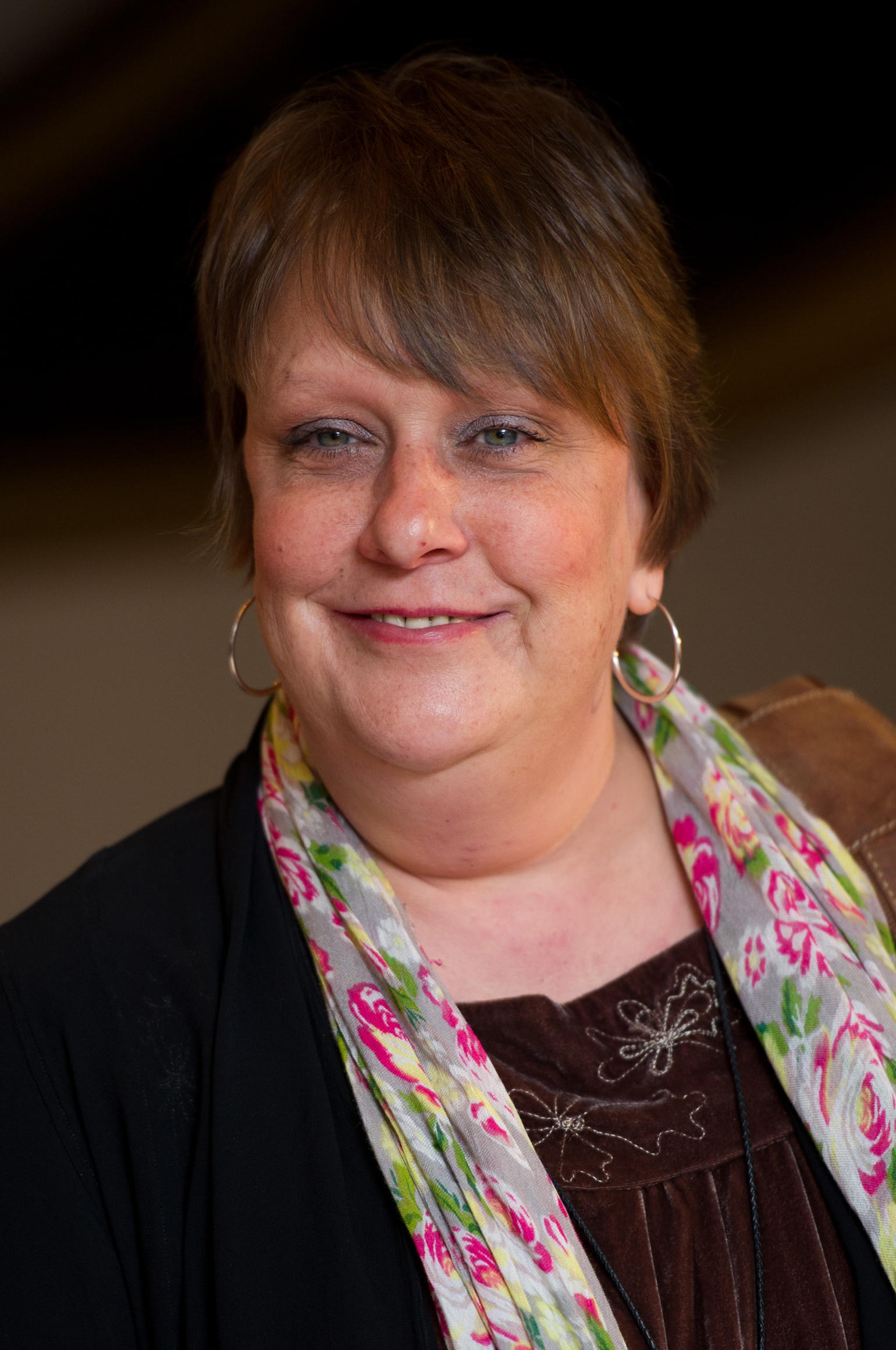 Kathy Burke at the Women In Film And TV Awards 2011.