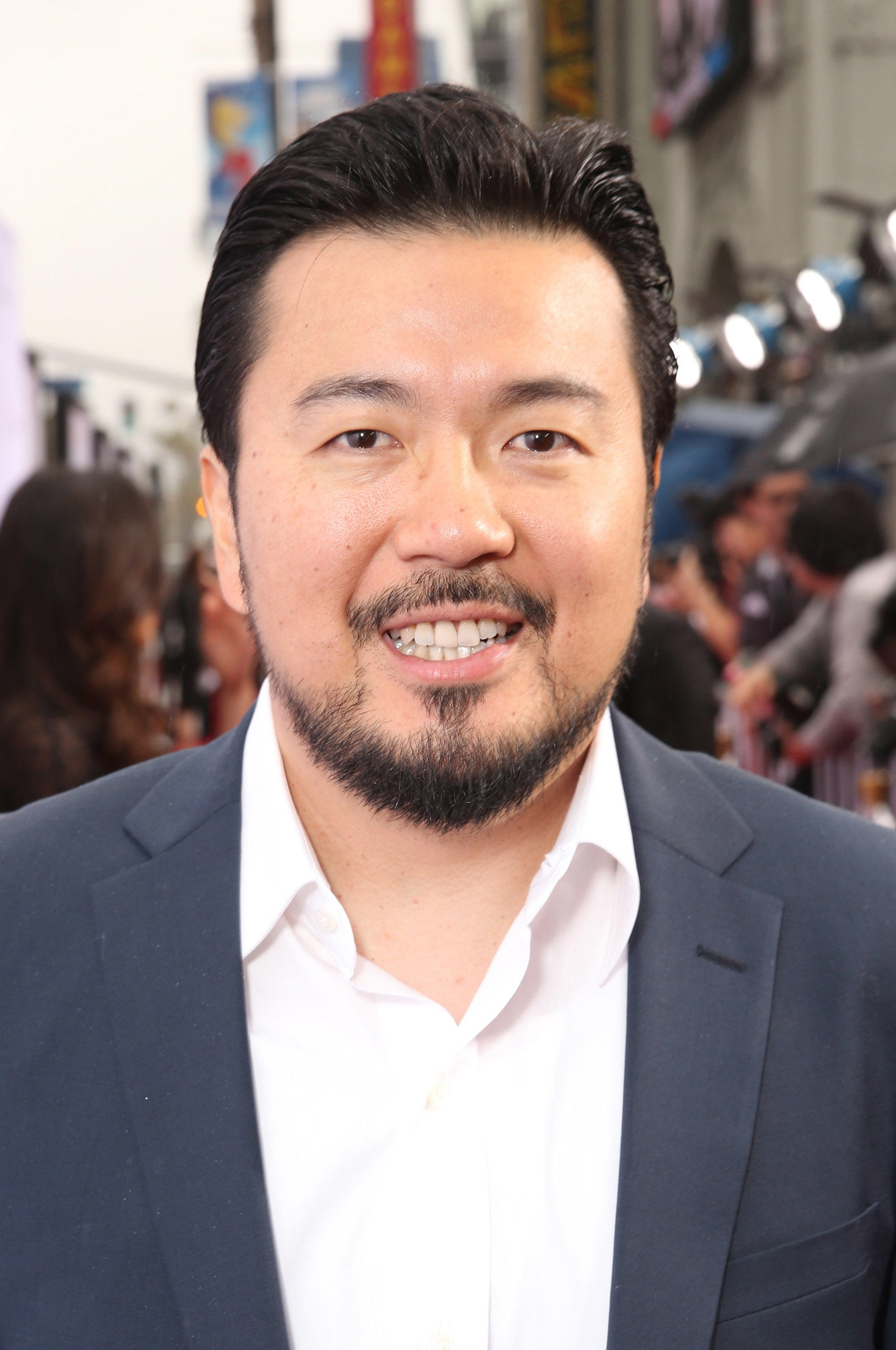 Justin Lin at the 88th Birthday Of TLC Chinese Theater IMAX.