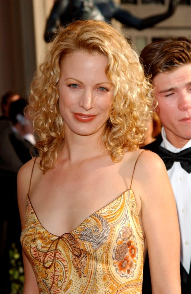Alison Eastwood at the 9th Annual Screen Actors Guild Awards.
