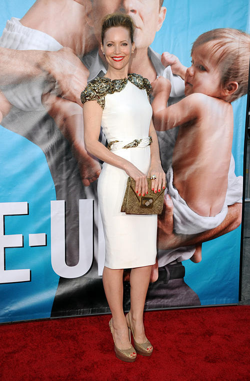Leslie Mann at the California premiere of