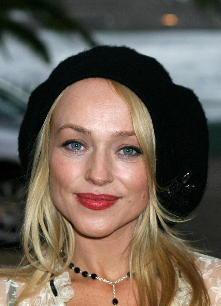 Susie Porter at the 2005 Lexus Inside Film Awards.