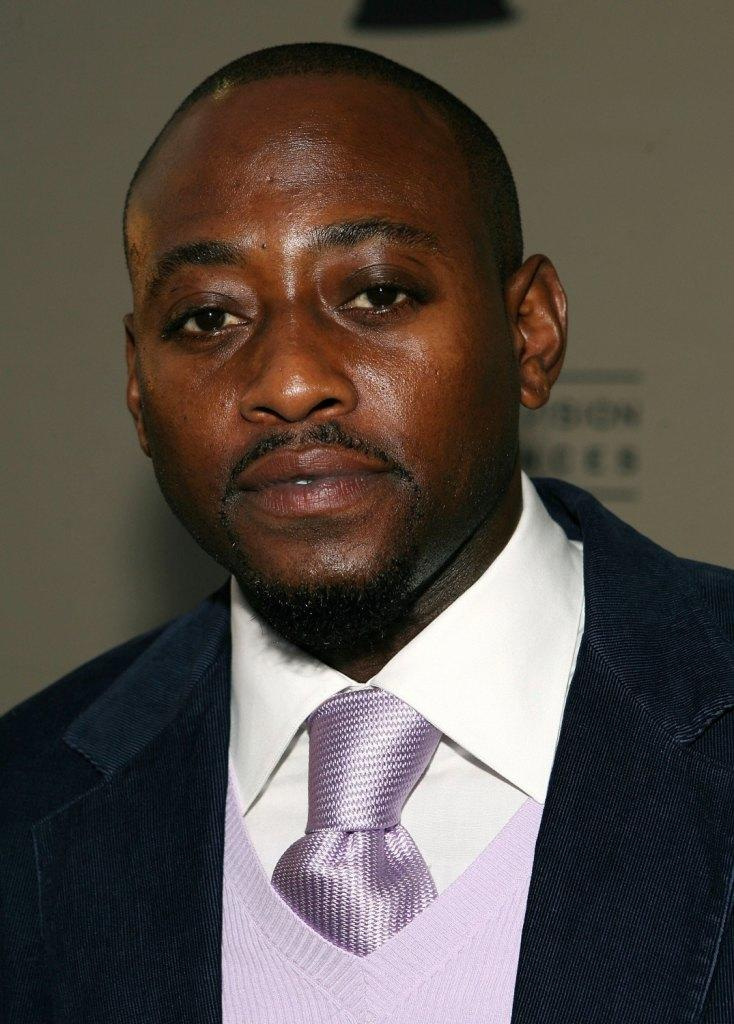 Omar Epps at the