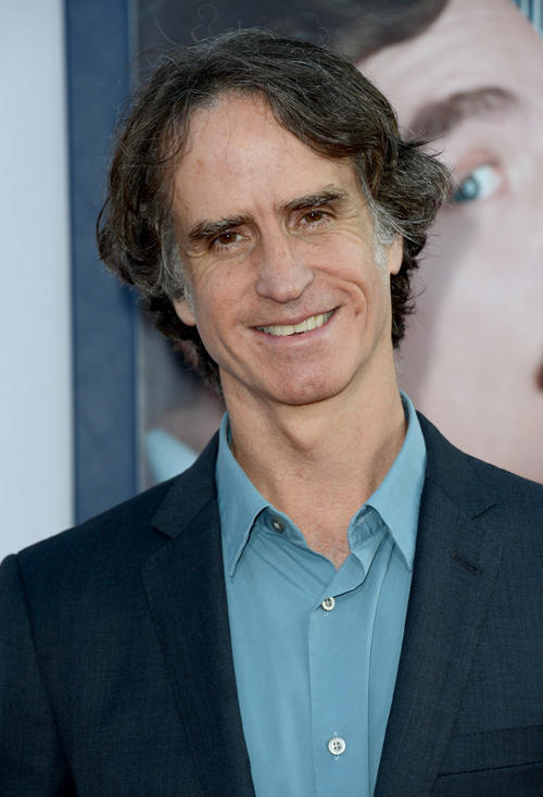 Director Jay Roach at the California premiere of