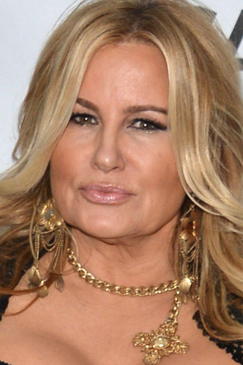 Jennifer Coolidge at amfAR's Inspiration Gala in Hollywood.