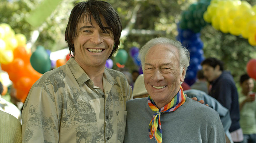 Goran Visnjic and Christopher Plummer in