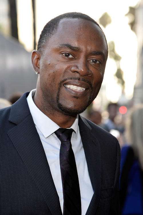 Richard Brooks at the California premiere of