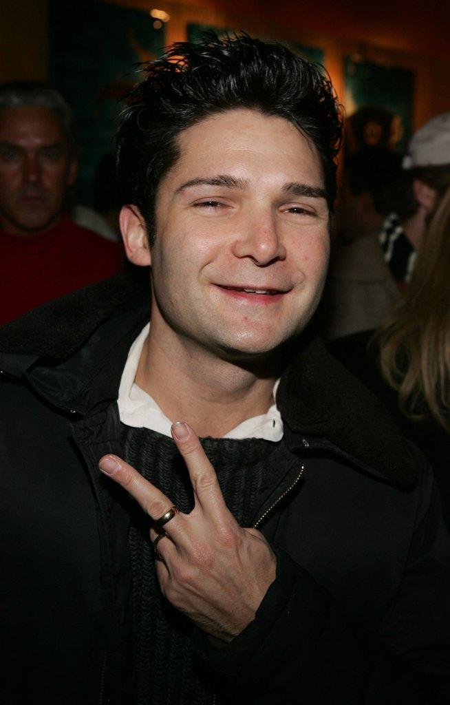 Corey Feldman at the party for festival film