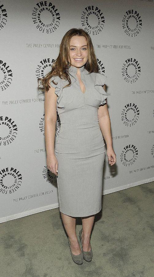 Monica Keena at the Paley Center for Media's