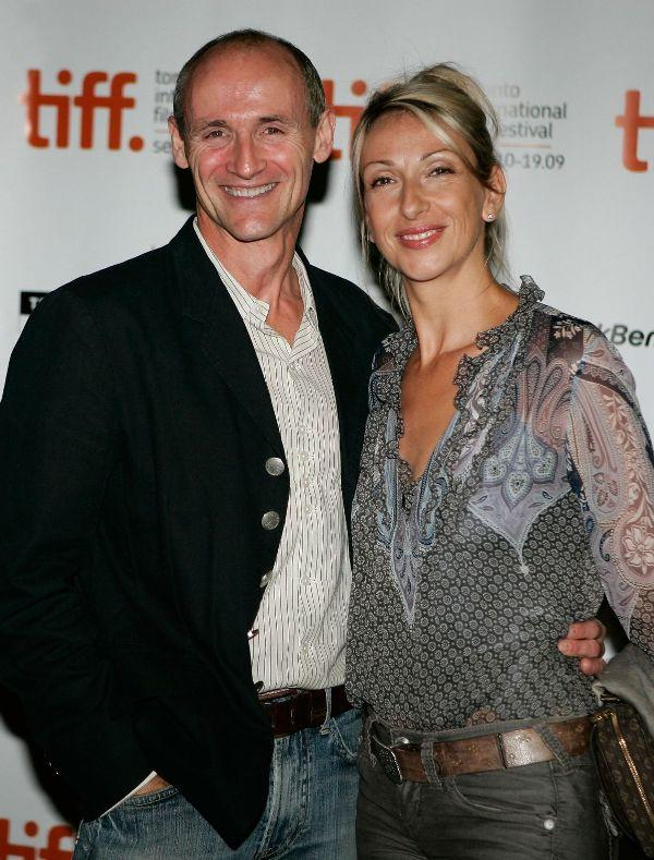 Colm Feore and Donna Feore at the 2009 Toronto International Film Festival.