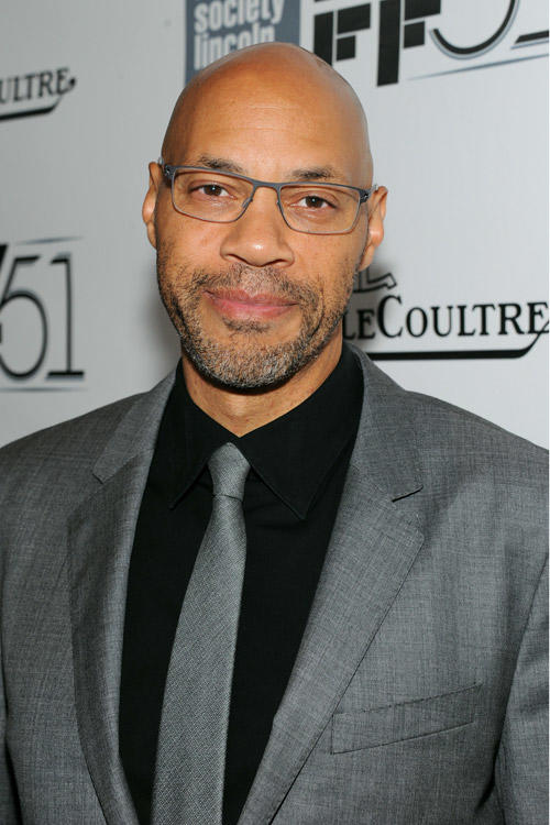 John Ridley at the 51st New York Film Festival in New York City.