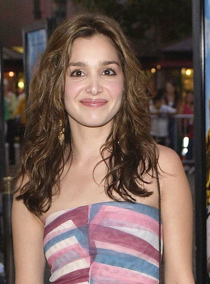 Gina Philips at the premiere of