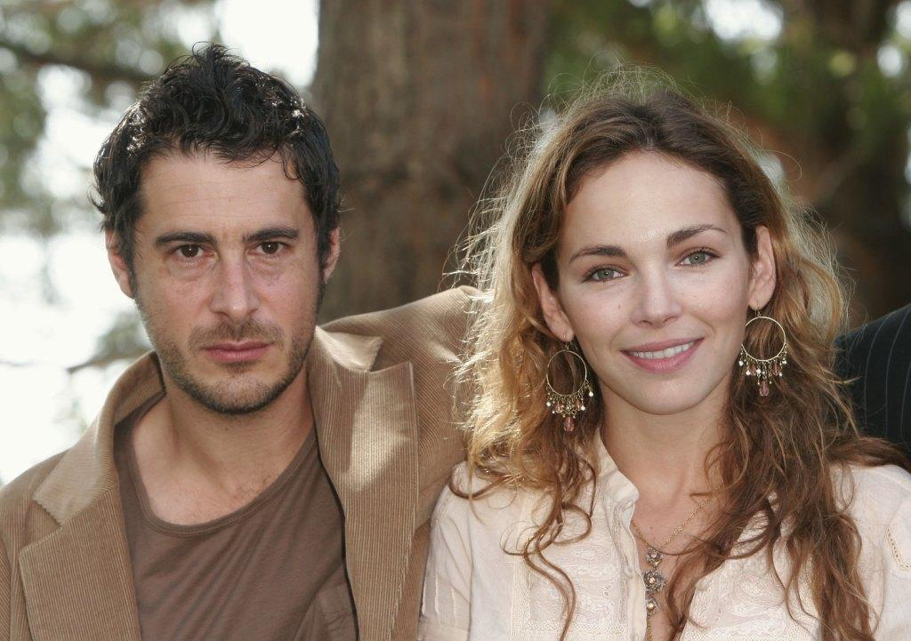 StephanGuerinTillie and Claire Keim at the photocall of