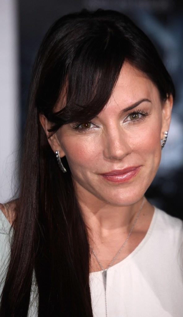 Krista Allen at the California premiere of
